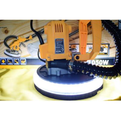 Aparat de slefuit extensibil cu lumina LED 1050W, 2300RPM, tip girafa, plafoane si rigips - INGCO DWS10501 [1]