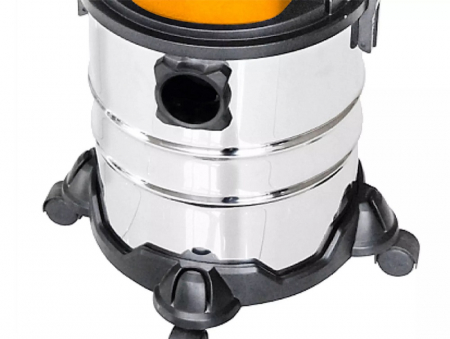 Aspirator pe acumulator, baterie 20V, 20L, uscat si umed - INGCO CVLI2005E [3]