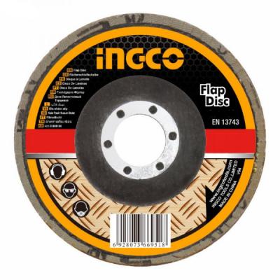 Disc abraziv lamelar pentru metal 125mm P40, P60, P801
