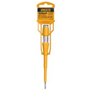 Surubelnita pentru electricieni, pentru control tensiune AC, 100-500 V0