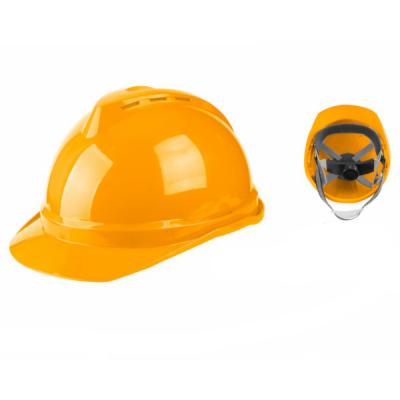 Casca protectie Good Safe, cu sistem de aerisire0
