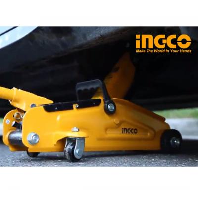 Cric hidraulic tip crocodil, 2 tone - INGCO HFJ201 [2]