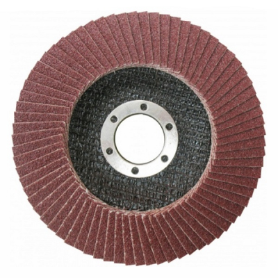 Disc abraziv lamelar pentru metal 115mm P40, P60, P801