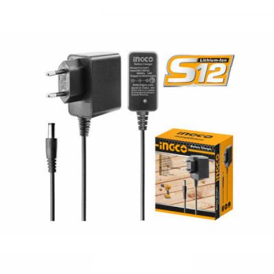 Incarcator pentru acumulator 12V, S12 - INGCO FCLI12071E [0]