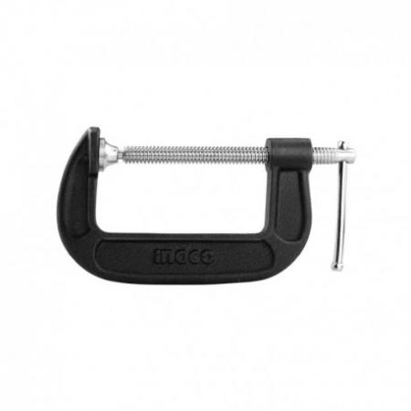 Menghina, presa, clema Lemn Tip G, 5125mm - INGCO HGC0105 [2]