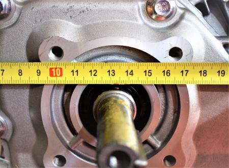 Motor benzina 6,5CP 4 timpi, universal, OHV - INGCO GEN1682 [1]