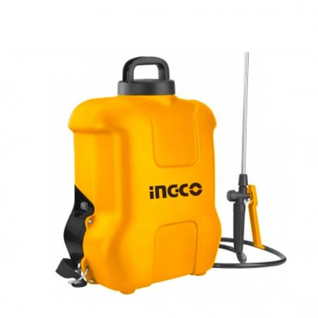 Pompa de stropit electrica pe acumulator, 20V, capacitate 16 L - INGCO CSPLI2001 [1]