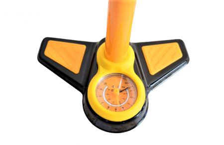 Pompa manuala de podea cu manometru - INGCO MPP3201 [3]