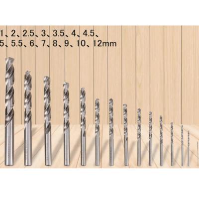 Set 15 piese de burghie PROFI pentru metal, DIN338, HSS-CO3