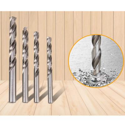 Set 15 piese de burghie PROFI pentru metal, DIN338, HSS-CO1