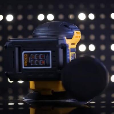 Slefuitor 20V -125mm, pe acumulator - INGCO CROSLI2001 [3]