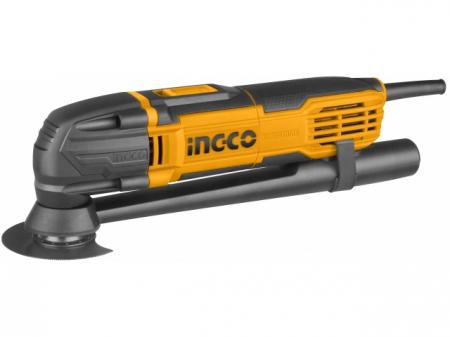 Unealta multifunctionala, multicutter, 300 w, accesorii incluse - INGCO MF3008 [1]