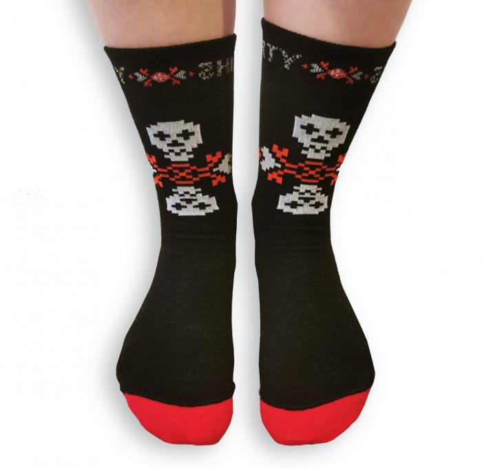 Set 3 perechi sosete bumbac Dirty Socks [1]