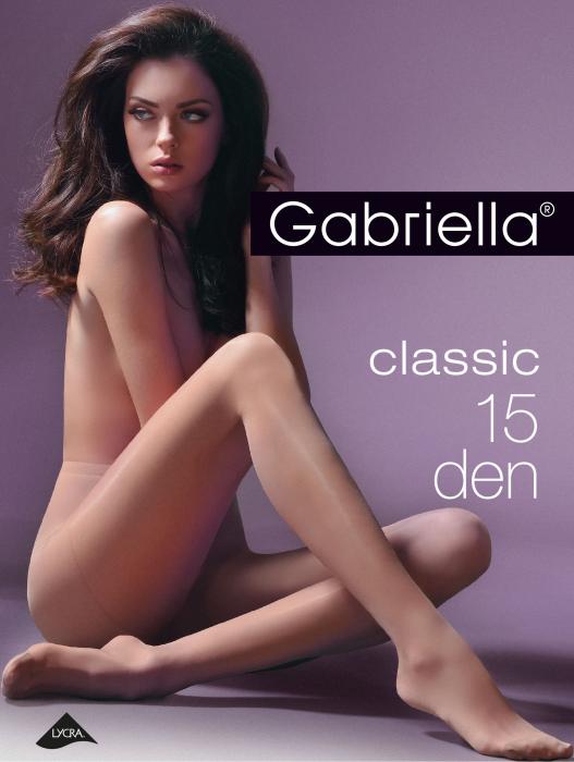 Dresuri dama Gabriella classic 15 den [0]