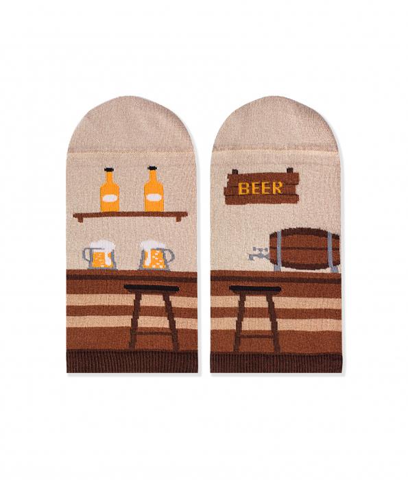 Sosete scurte bumbac Beer Pub [2]