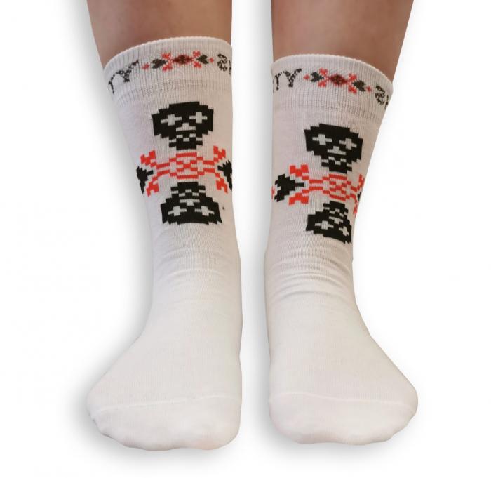 Set 3 perechi sosete bumbac Dirty Socks [3]