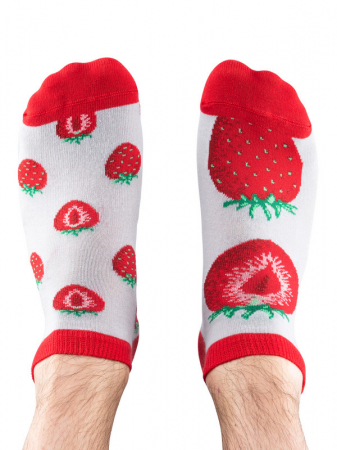 Sosete scurte bumbac Strawberry [1]