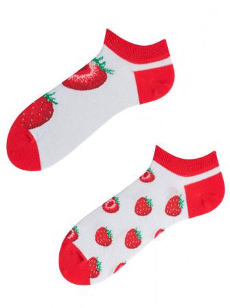 Sosete scurte bumbac Strawberry [0]