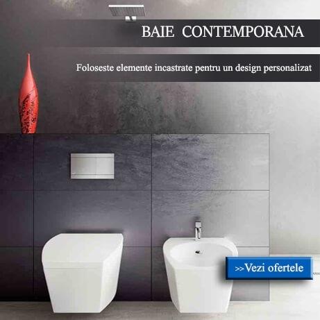 Banner sisteme incastrate pentru wc, urinal, lavoar si biideu