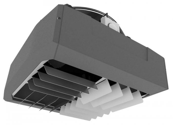 Destratificator de aer Flowair Leo D S, 2500 mc/h 0