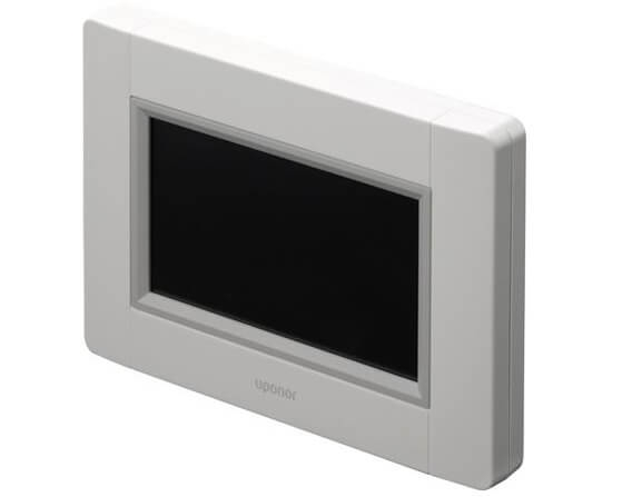 Interfata wireless cu touch screen Uponor SPI Smatrix Wave PLUS I-167 0