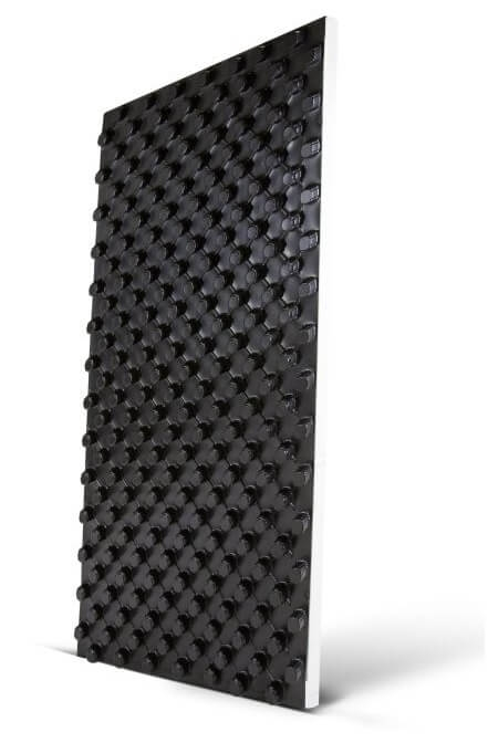 Placa cu nuturi pentru incalzire in pardoseala Fragmat Stirotermal DUO 32 1380 x 690 mm [0]