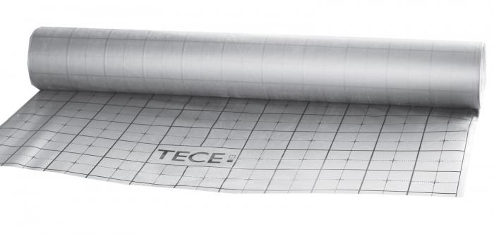 Rola folie din plastic TECEfloor 112 mp pentru incalzirea in pardoseala 0