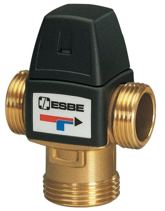 Ventil termostatic de amestec ESBE VTA 322-1/2 P 20-43°C 0