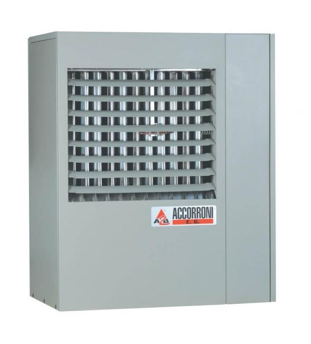 Aeroterma cu gaz Accoroni MEC 85 kW 0