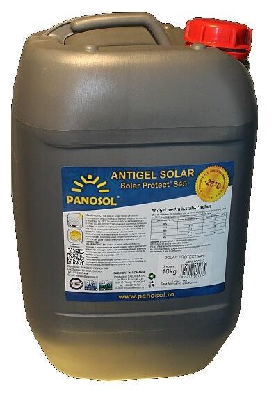 Antigel concentrat pentru instalatii solare 0