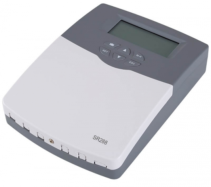 Controler pentru sistem de panouri solare termice SR288 [1]