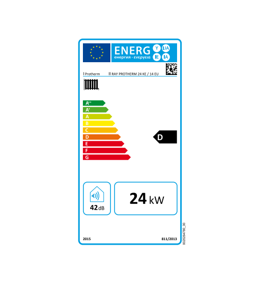 Centrala electrica trifazica Protherm Ray 24 kW 2
