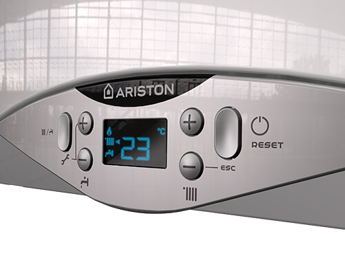 Centrala termica in condensare Ariston Cares Premium 24 kW 1