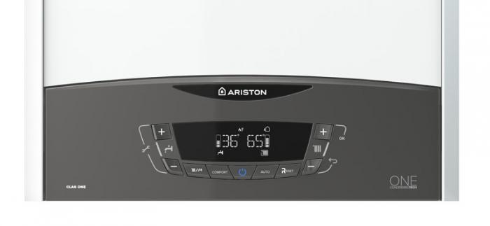 Centrala termica Ariston Clas One NET 24 kW controlabila prin internet 1