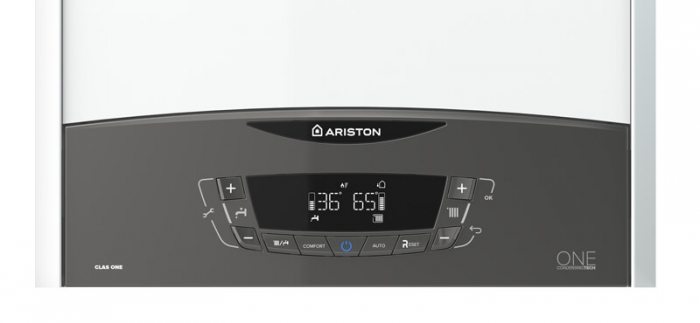Centrala termica in condensare Ariston Clas One 24 kW 1