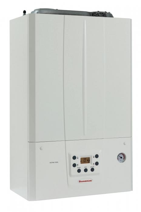 Centrala termica in condesare Immergas Victrix Tera 24 Plus - numai incalzire 0