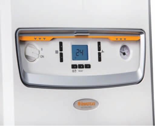 Centrala termica in condensare Immergas Victrix Pro 55 kW - numai incalzire 1
