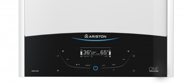 Centrala in condensare Ariston Genus One Net 35 kW controlabila prin internet 1