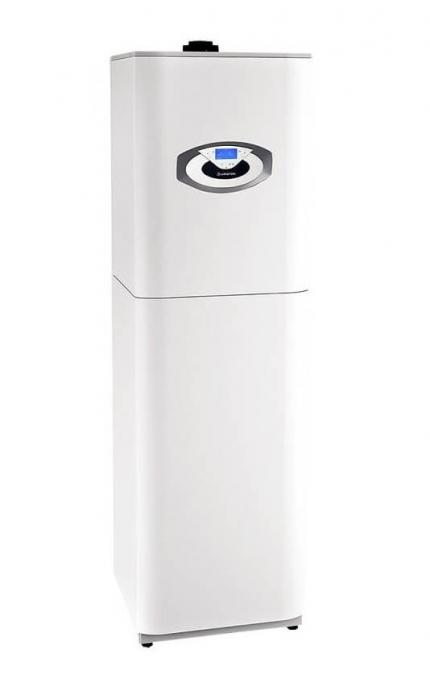 Centrala termica in condensare, de pardoseala Ariston Genus Premium EVO FS 35 0