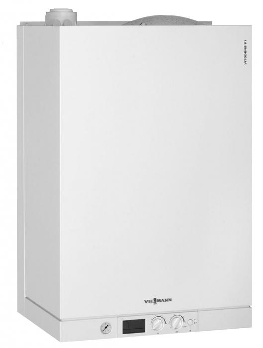 Centrala termica in condensare Viessmann Vitodens 050-W 24 kW 0