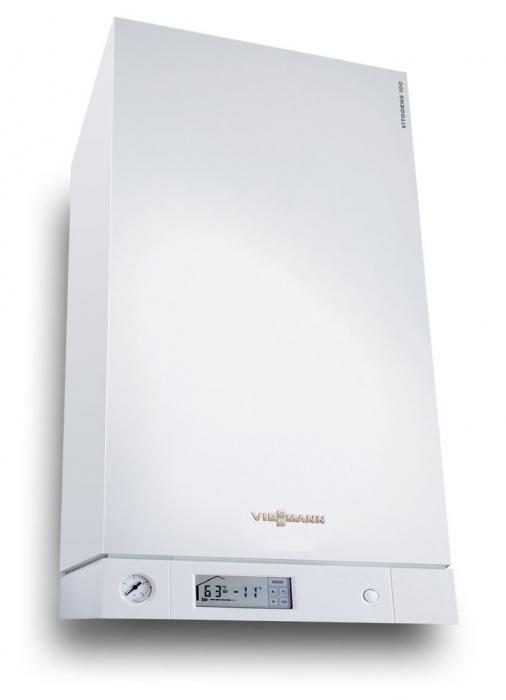 Centrala termica in condensare Viessmann Vitodens 100-W 35 kW 0