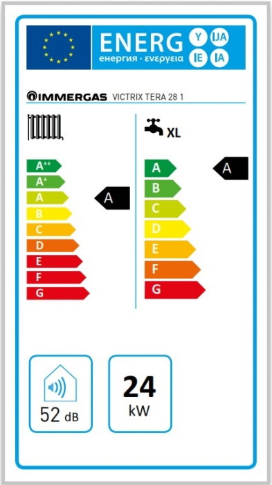 Centrala termica in condesare Immergas Victrix Tera 24/28 3