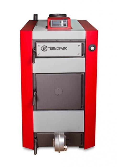 Centrala termica pe lemne Termofarc FI-NS 80 - 93 kW 0