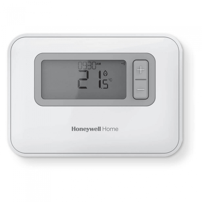 Cronotermostat de ambient, cu fir, Honeywell T3 0
