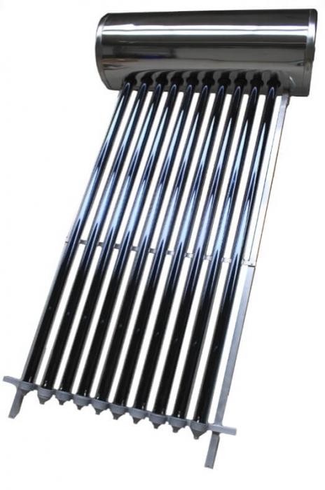 Panou solar presurizat cu 12 tuburi heat pipe 0