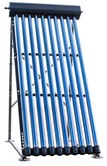 Panou solat cu tuburi vidate tip heat pipe Westech WT-B cu heat pipe marit 0