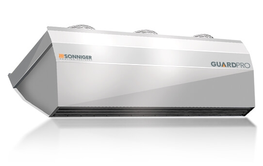 Sonniger GuardPro 200 C - doar ventilatie 0