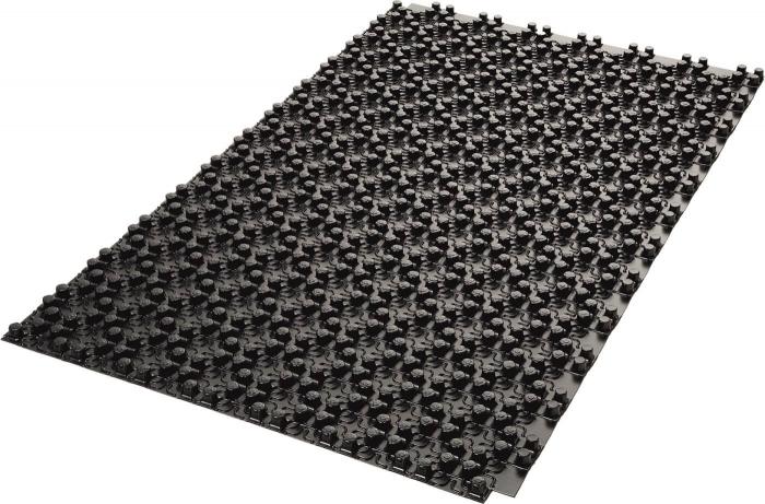 Placa cu nuturi pentru incalzire in pardoseala TECEfloor SLQ fara izolatie din polistiren 0