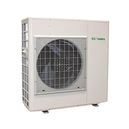 Pompa de caldura aer-apa Chofu 10 kW incalzire si racire si preparare ACM 0