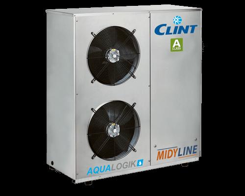 Pompa de caldura aer-apa 22.5 kW Clint Midy Line CHA/ML/ST 71 0